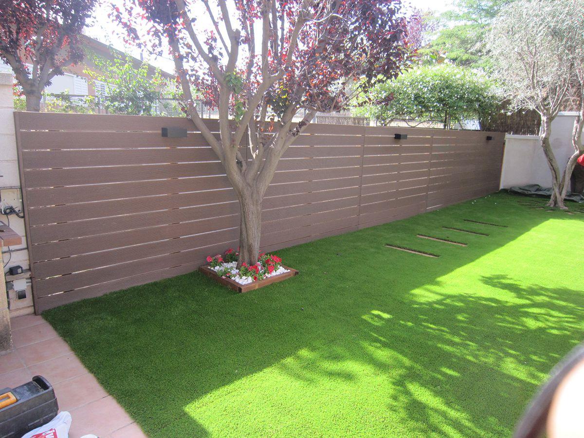 C sped artificialel c sped artificial es una alternativa - Cesped artificial jardineria ...